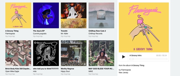 Bandcamp launches new app for its artists and labels