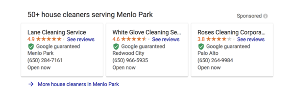 Home Services Ads Rebranded to Local Services and now has an App