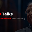 10 TED Talks About Human Behavior Worth Watching - iMotions