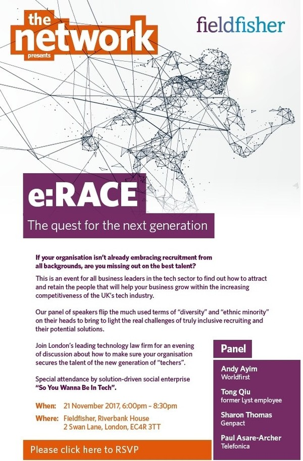 Speaking at this event