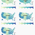 How to choose a color palette for choropleth maps