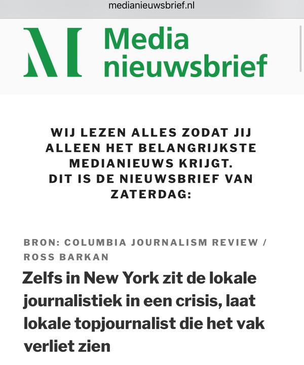 Medianieuwsbrief.nl