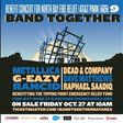 'Band Together Bay Area' Benefit Concert To Be Webcast Live