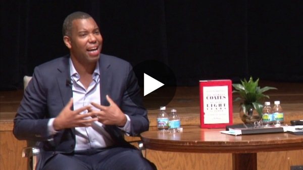 Here's Ta-Nehisi Coates on the n-word and other words that don't belong to everyone.