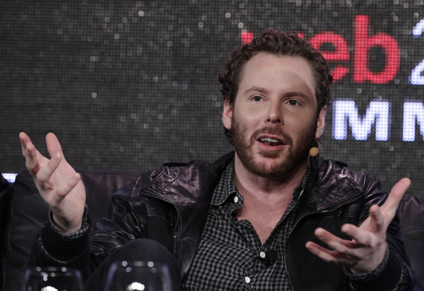 Sean Parker, former president, says Facebook 'exploiting' human psychology