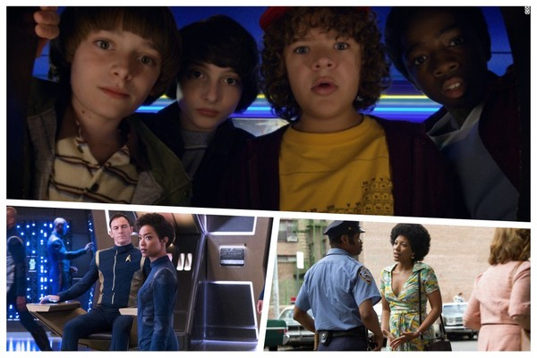 Power Rankings: 'Stranger Things' es la nueva favorita en streaming