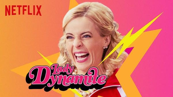 Vuelve 'Lady Dynamite', la comedia sobre la bipolaridad