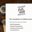 How to Start a Developer Newsletter