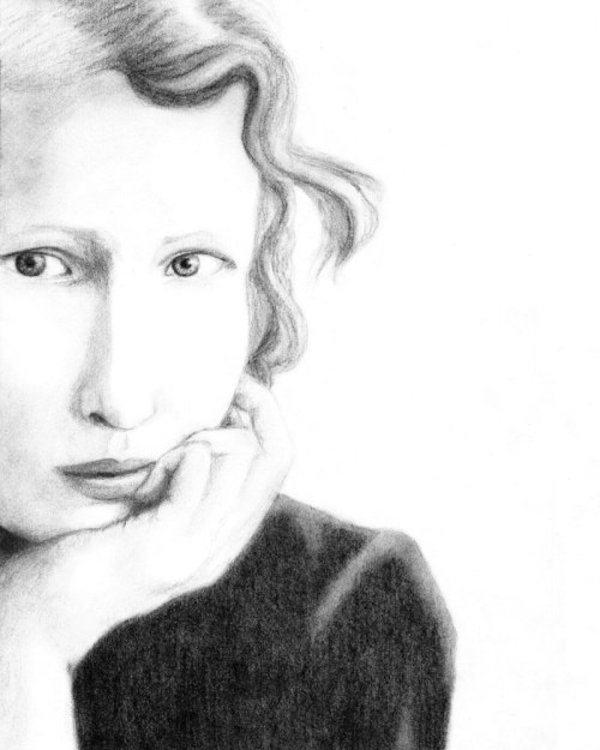 Edna St Vincent Millay by NobleRuin
