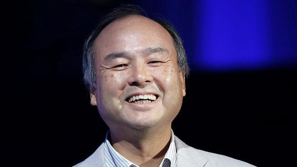 Masayoshi Son – Forbes.com