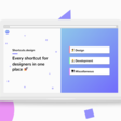 Shortcuts.design | Every shortcut for designers in one place 🚀