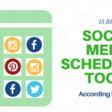 15 Social Media Scheduling Tools