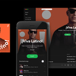 Spotify Relaunches ¡Viva Latino!