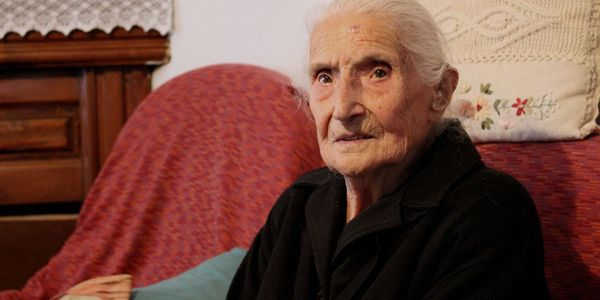 Oldest people in the world in Sardinia, Italy