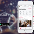 Facebook relaunches Events app as Facebook Local, adds bars and food