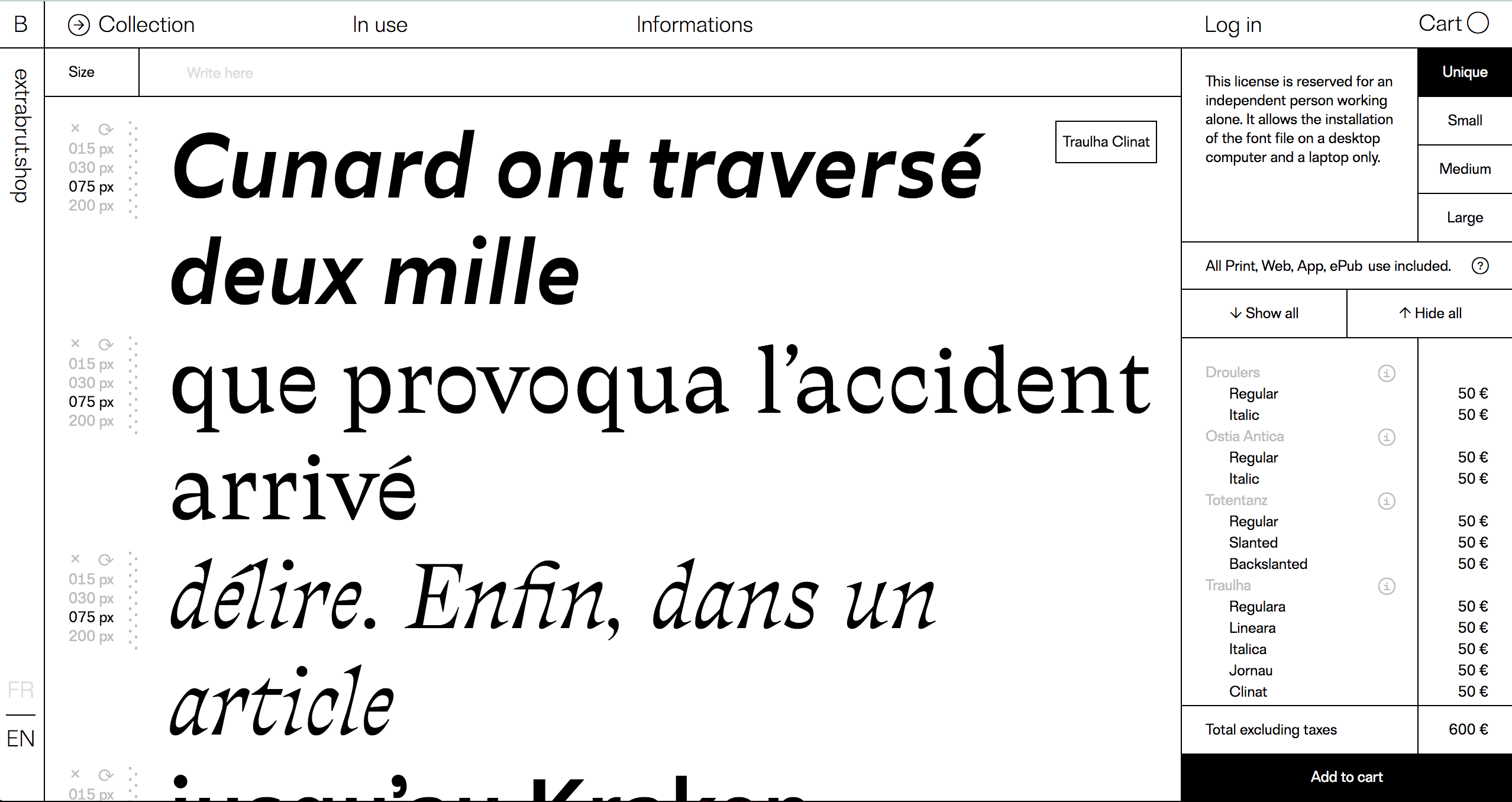 5 / Fresh Fonts becomes a bi-weekly✌🏽 | Revue