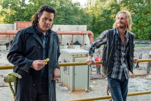 Los 7 mayores traidores de 'The Walking Dead' – Fuera de Series