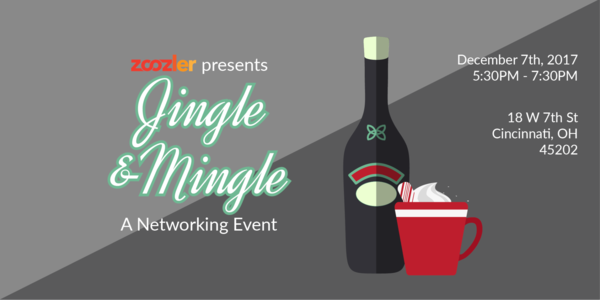 Jingle & Mingle - Zoozler Holiday Networking Event