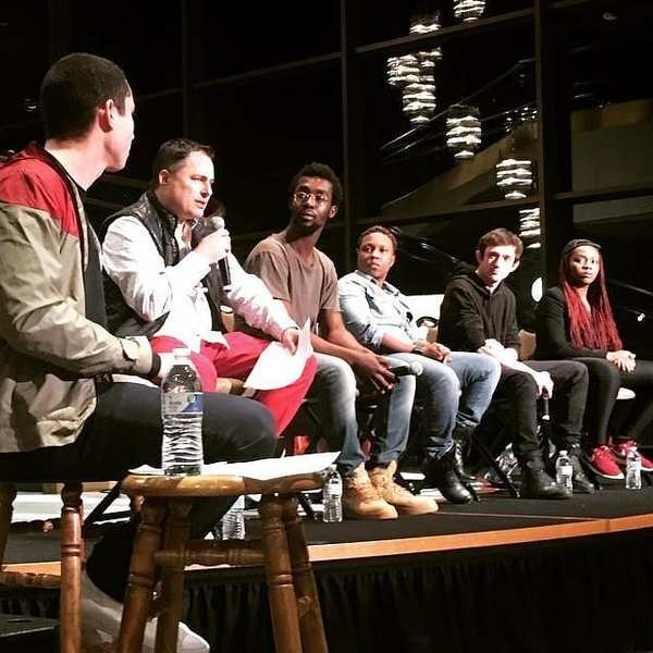Hip-Hop Happening panel discussion at Bucknell University
