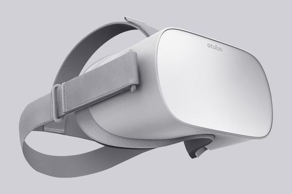 New Oculus Go