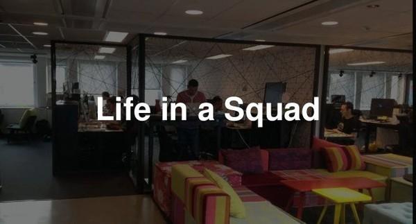 Spotify mühendislik ekibinin çalışma ortamı
