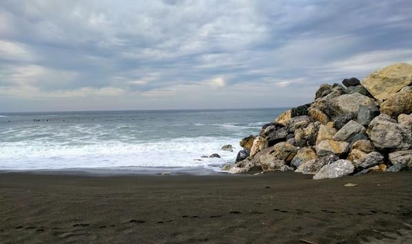 Rockaway Beach, Pacifica.