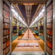 "This ""book-lined"" Beijing subway car is an audiobook library"