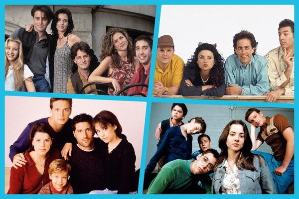 11 series en streaming para revivir la tele de los 90