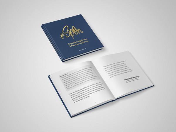 Gelimiteerde oplage dus bestel snel jouw exemplaar via wearefirst.nl/spon