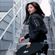 Scheur trappen af met de StairRover: achtwielig skateboard
