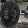 NASA's nieuwe titanium banden kunnen nooit lek gaan