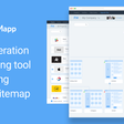 FlowMapp – Powerful Visual Sitemap Tool For Planning Websites