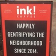 A coffee shop celebrated gentrification — and is now profusely penitent