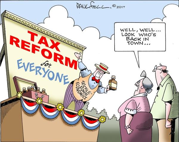 Cartoon: Paul Fell / cartoonstock.com