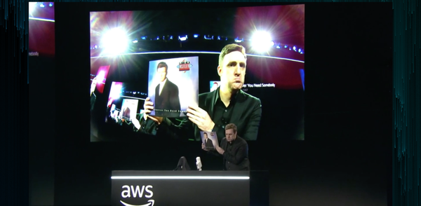 Amazon unveils DeepLens, a $249 camera for deep learning