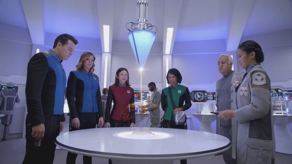 'The Orville': el homenaje de Seth MacFarlane a las 'Star Trek' de los 90