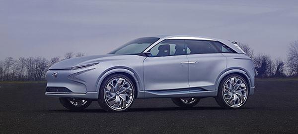 Nieuwe waterstofauto van Hyundai (klik afbeelding voor artikel)
