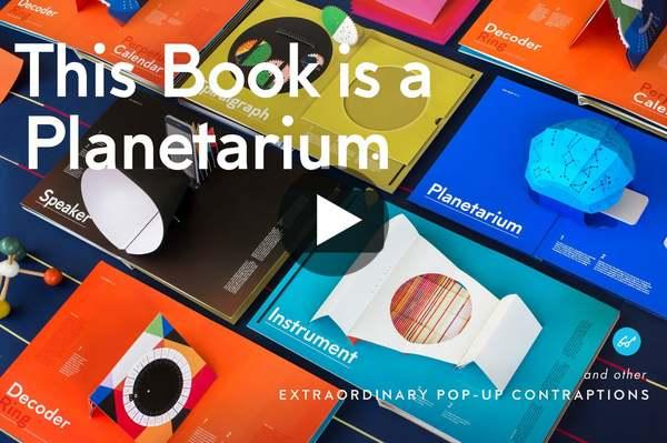This Book is a Planetarium on Vimeo