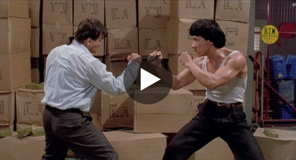 Jackie Chan - How to Do Action Comedy - YouTube