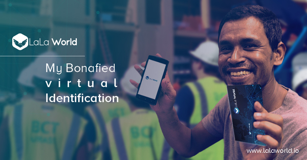 LALA World Virtual ID's For The Migrant!