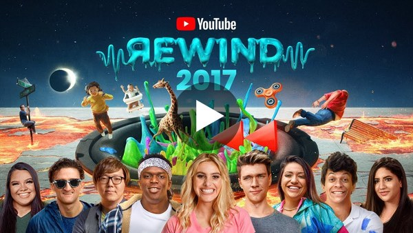 YouTube Rewind: The Shape of 2017 | #YouTubeRewind - YouTube