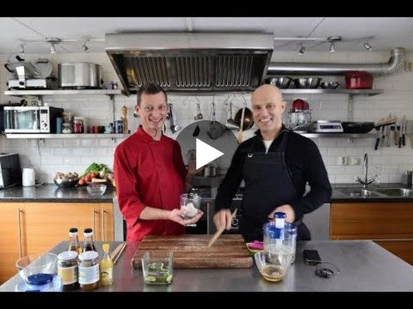 gepekelde meiknol fermenpeer - YouTube