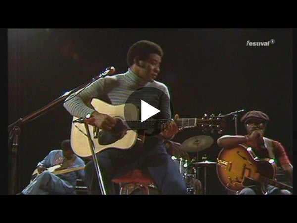 Bill Withers - Live - YouTube