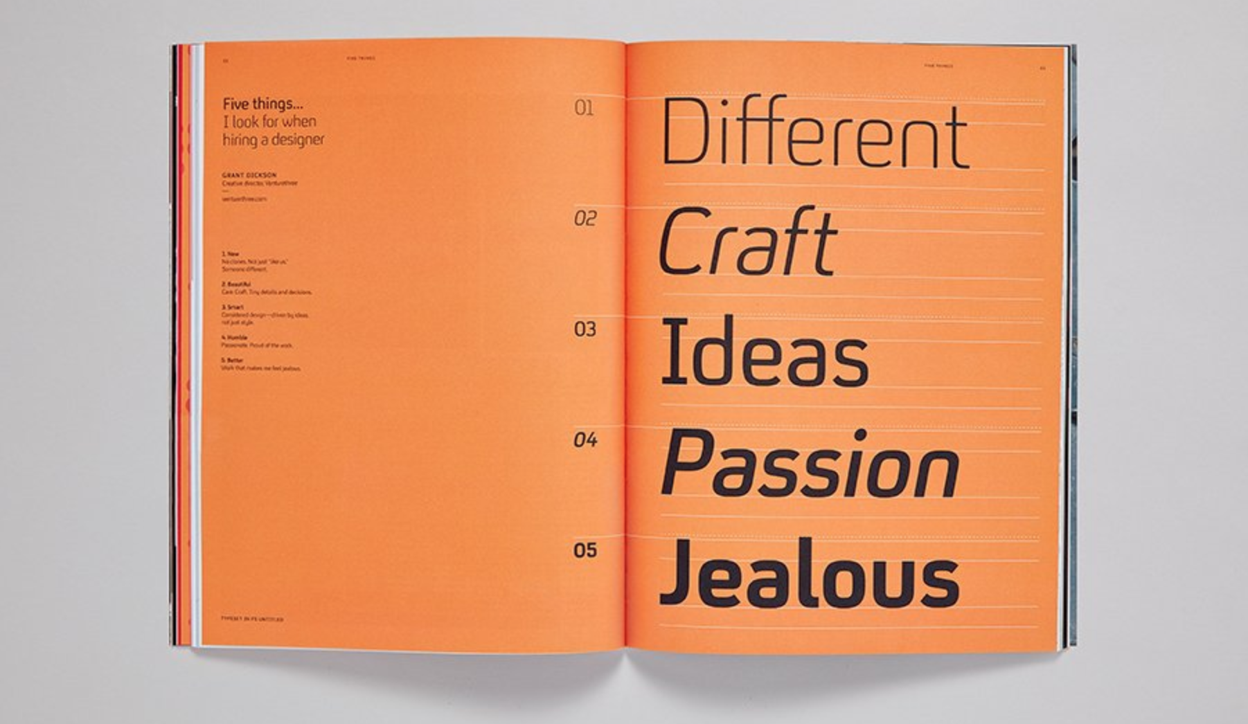 The second issue of TypeNotes, published by Fontsmith, is out now!