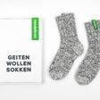 De meest duurzame gadget, de geitenwollen sok maakt zijn comeback
