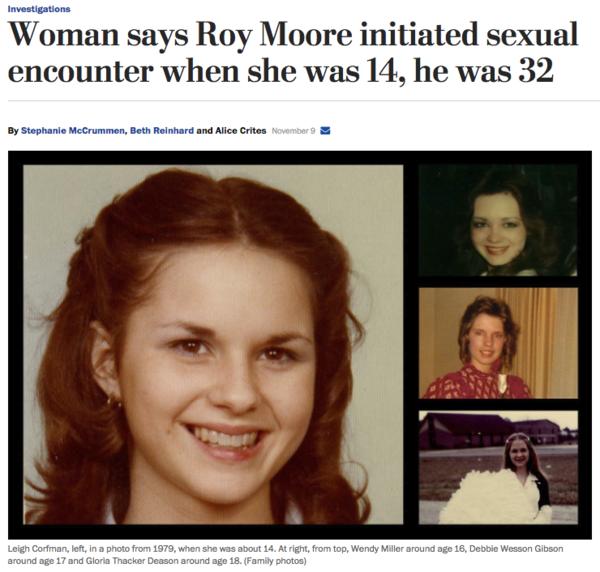 Het explosieve voorpaginaverhaal van de Washington Post