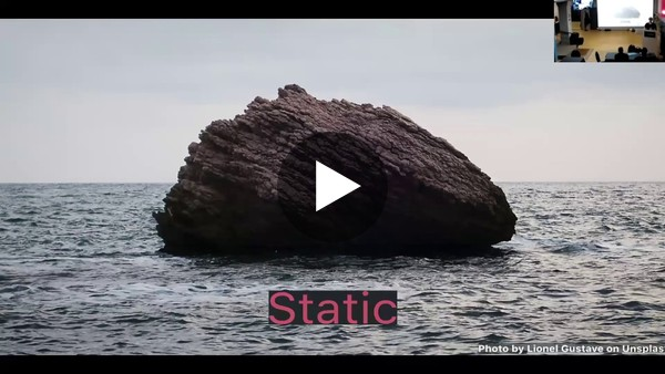 Static Sites Berlin meetup #1 Adding dynamic content to static sites, through JSON by Felix Jung - YouTube
