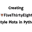 How to Generate FiveThirtyEight Graphs in Python
