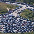 Deloitte: 40 procent minder parkeerruimte nodig door 'smart mobility'