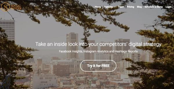 Social Insider. Décortiquez la stratégie social média de vos concurrents